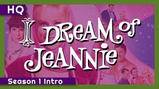 I Dream of Jeannie (1965-1969) Season 1 Intro