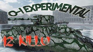 WoT - Divácký replay ► O-I Experimental ( mám tě!  )
