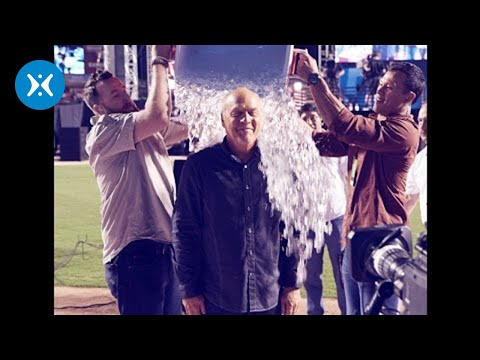 ALS Ice Bucket Challenge at #HarvestSoCal