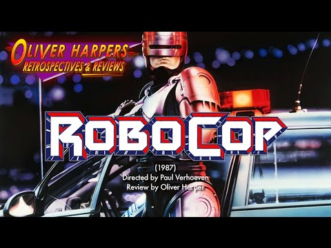 Retrospective   Review: Robocop (1987) video