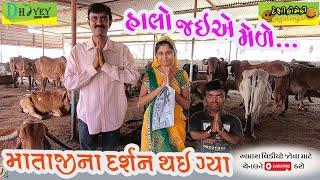 Matajina Darshan Thai Gya।।માતાજીના દર્શન થઈ ગયા।।HD Video।।Deshi Comedy।।Comedy And Emotion Video।।