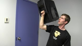 Cooler Master Scout 2 LAN Gaming Case Unboxing & First Look Linus Tech Tips