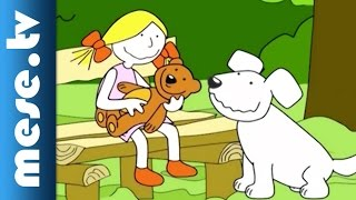 Pintyőke macija - Pintyőke rajzfilmsorozat (mese, rajzfilm gyerekeknek)