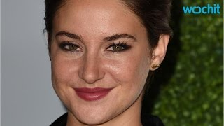 Theo James Jokes About Shailene Woodley