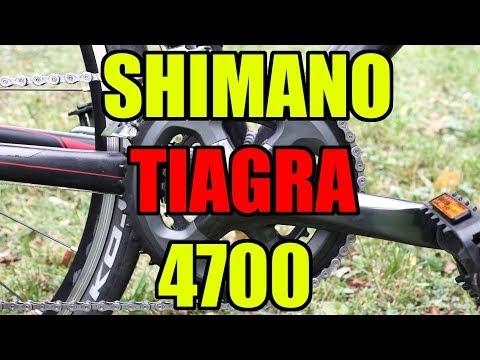 Shimano Tiagra 4700 - Moja Opinia O Tej Grupie Napędu // Rowerowe Porady