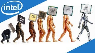 Evolution of Intel | History of Intel ( 1971-2018 )