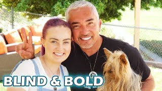 Can You Trust Animals Without Sight? ft. Blind YouTuber Molly Burke