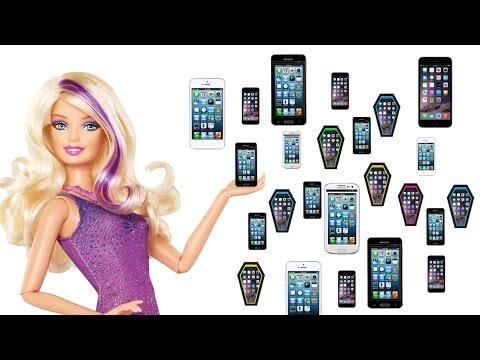 C�mo hacer tel�fonos celulares para tus mu�ecas