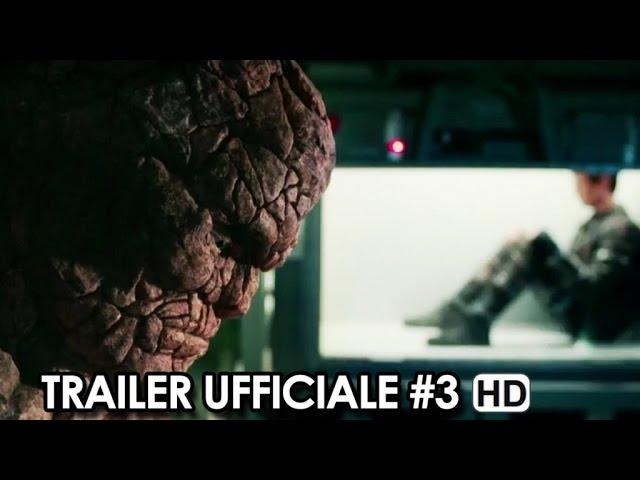 Fantastic 4 - I fantastici quattro Trailer Ufficiale Italiano #3 (2015) HD
