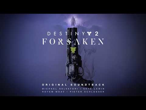 Destiny 2: Forsaken Original Soundtrack - Track 04 - Once Upon a Time in the Reef thumbnail