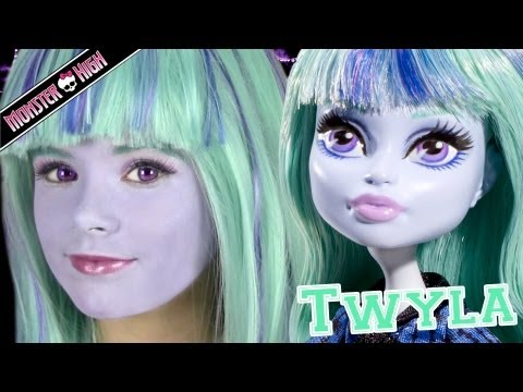 Collection Dolls Monster High Monster High Twyla Doll
