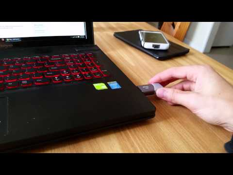 PNY 128gb Flash Drive Review - Don't Buy - Windows doe
