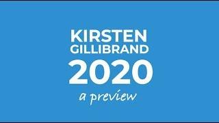 Gillibrand 2020: A Preview