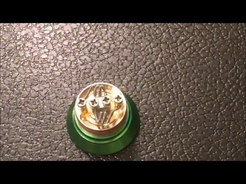 Easy beginner Clapton Coil Build Tutorial using only 26 gauge kanthal
