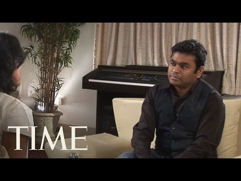 TIME Magazine Interviews: AR Rahman Video