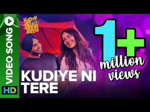 Kudiye Ni Tere | Video Song | Happy Phirr Bhag Jayegi | Sonakshi Sinha, Jimmy Shergill, Jassie Gill
