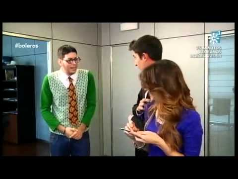 José Carlos Palao de Patito feo a Cisne