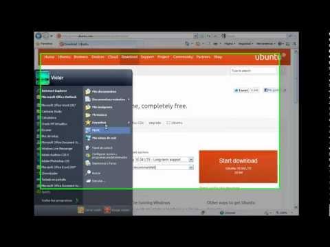 Ubuntu 12.04 LTS - 1.0 Grabar CD Ubuntu desde Windows (Videotutorial de formacion, ayuda y soporte)