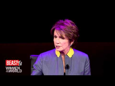 Women in the World 2012: Nancy Pelosi on Catholics and Contraception