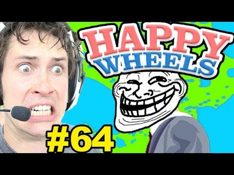 Happy Wheels - EPIC TROLL