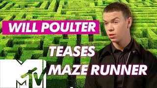 Maze Runner: Will Poulter Teases Death Cure Return | MTV Movies