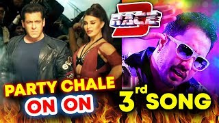 Race 3 New Song Party Chale On On Mika Singh करेंगे धमाल Salman Khan Jacqueline Fernandez