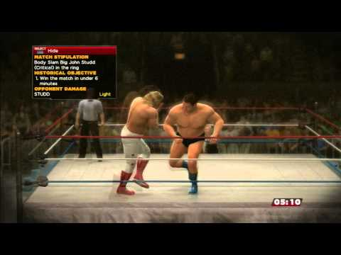WWE 2k14 :: 30 Years of Wrestlemania WWE 2k14 :: 30 Years of Wrestlemania Part 1