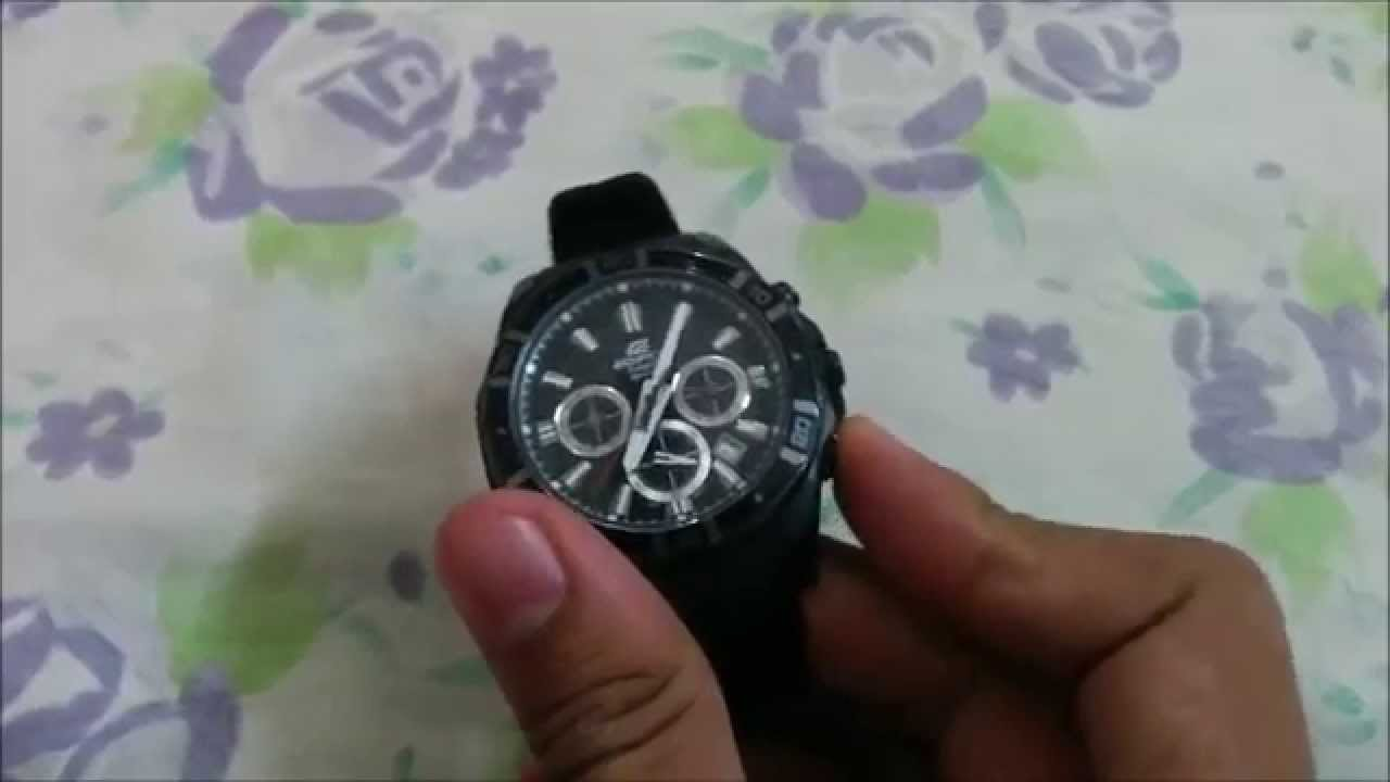 Best Casio Edifice Watch Casio Edifice Efr-534 Best