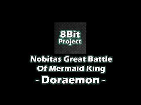 Doraemon - Nobitas Great Battle Of Mermaid King (8Bit Version) thumbnail