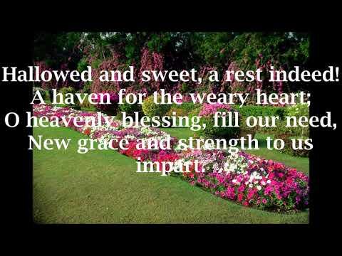 O Sabbath Rest