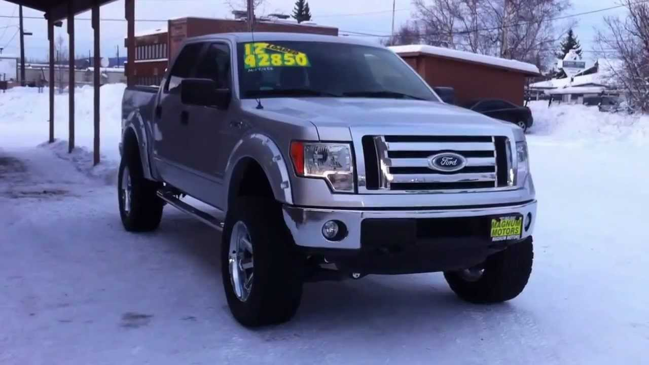 lifted ford f 150 ecoboost 4x4 youtube. Black Bedroom Furniture Sets. Home Design Ideas