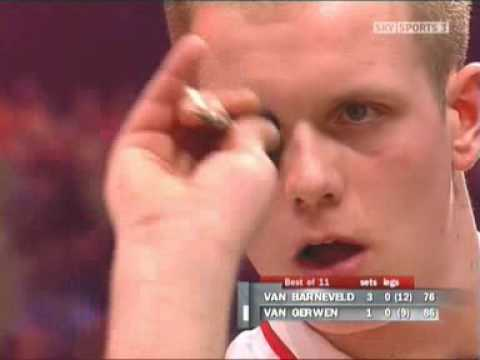 Barneveld V Gerwen, magical 5th set