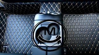 PREMIUM MANICCI LUXURY LEATHER CUSTOM FITTED DIAMOND CAR MATS 2.0