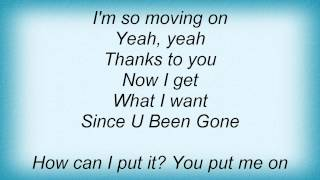 Watch Kellie Pickler Since U Been Gone video