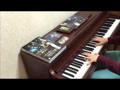 EGOIST All Alone With You 弾いてみた ピアノ