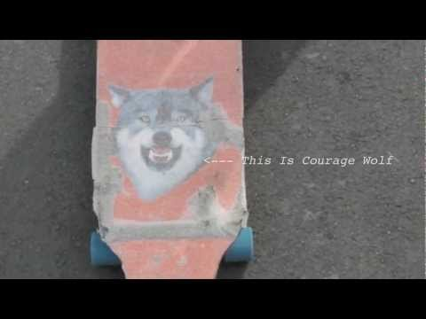 George Holbrook : Freeride : Courage Wolf
