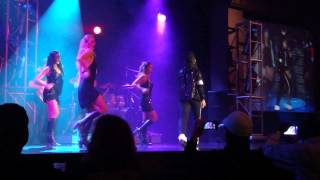 Download MJ live Las vegas @stratosphere - Billie Jean 3Gp Mp4