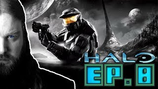 THE LIBRARY | Halo: Combat Evolved (Co-Op) - Ep. 8 (Ft. Bigmitch256)