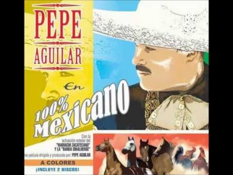 Pepe Aguilar - Fruta Madura Con Letra