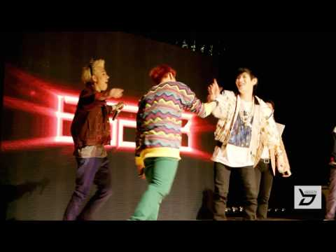 Close My Eyes (눈감아줄께) by Block B