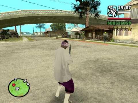 hqdefault jpgGta San Andreas Ballas Vs Grove Street