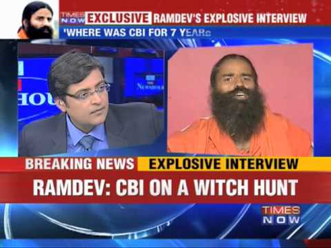 The Newshour Direct: Baba Ramdev - Full Episode