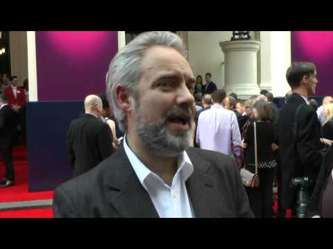 Sam Mendes Updates on Bond 24 and Charlie and the Chocolate Factory Musical