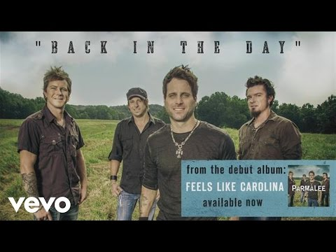 PARMALEE - Back In the Day (Audio)