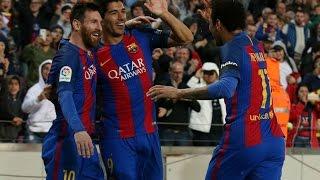 Download FC Barcelona vs Sevilla 3-0 April 5th 2017 All goals and Highlights! 3Gp Mp4