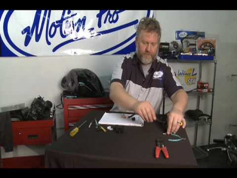 Motion Pro How-To Video: Start/Stop Switch Installation Part 2