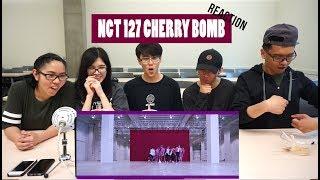 APRICITY NCT 127 Cherry Bomb MV Reaction Video