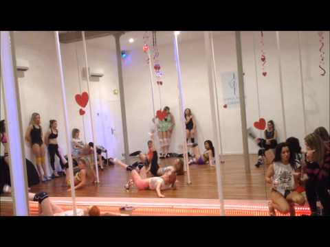 Exotic Dance By Eva Bembo  Sport Dance Complex video