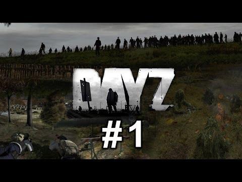 DayZ Standalone #1 - Вдвоем веселее
