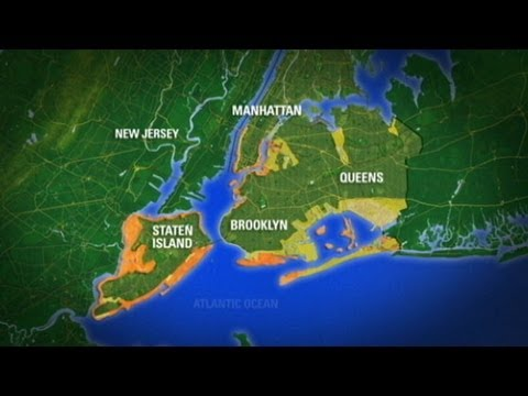 Hurricane Sandy: New York Issues State of Emergency